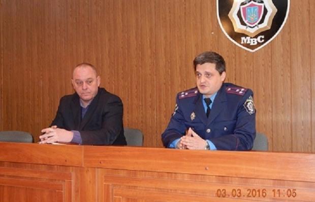И.о. главы полиции Днепра завалил тест на логику и полиграф