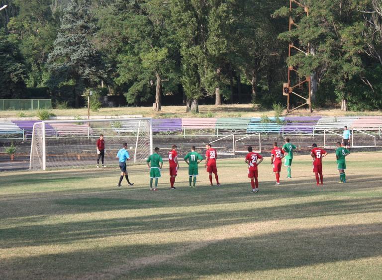 Футбол: «Авангард» прерывает проигрышную серию (ВИДЕО)