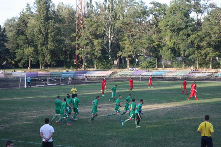 Футбол: «Авангард» упустил победу в драматичном матче (ФОТО, ВИДЕО)