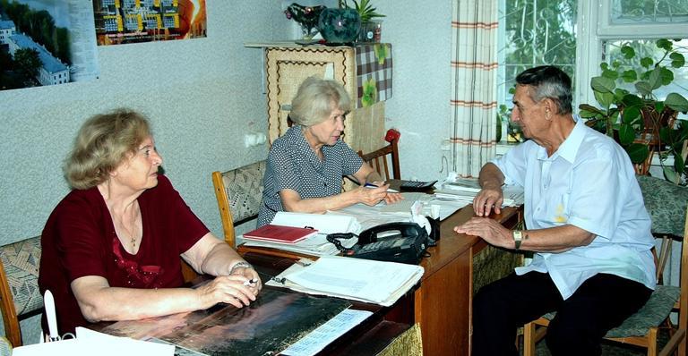 О комитете неработающих пенсионеров Комбината