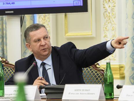 Рева заявил, что украинцы много едят, поэтому тратят 50% доходов на продукты