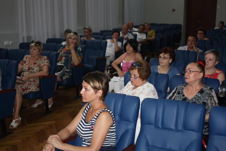 Жителям Покрова рассказали о «Бюджете участия» (ДОБАВЛЕНО ВИДЕО)