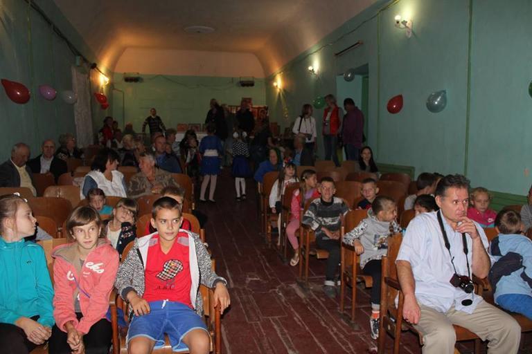 Чертомлык отметил День поселка (ФОТО, ВИДЕО)