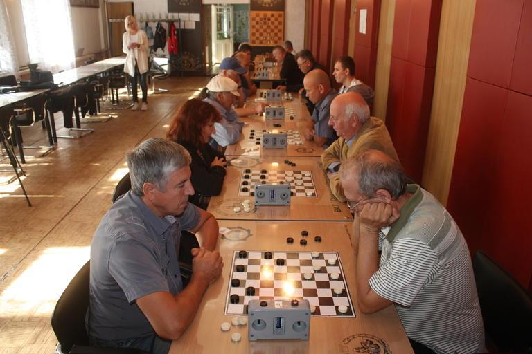 Прошел Чемпионат города по шашкам (ФОТО, ВИДЕО)