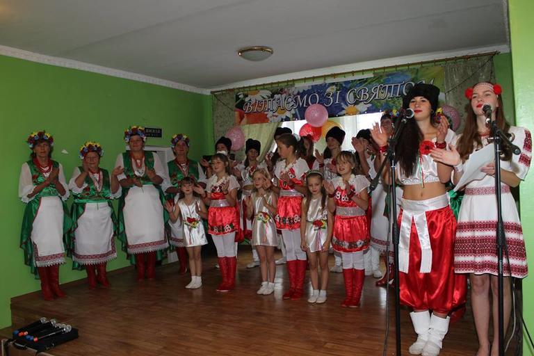 Праздник у соседей: Катериновка отметила День села (ФОТО, ВИДЕО)