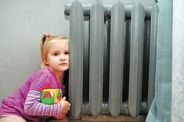 В детских садах Покрова начался отопительный сезон