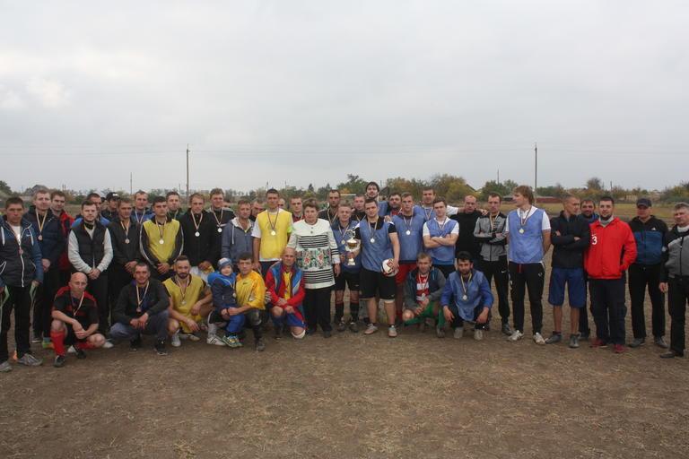 В Шолохово состоялся традиционный футбольный турнир (обновлено - добавлена подборка лучших моментов)