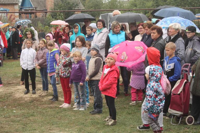 Когда дождь не помеха: Александровка отметила День поселка (ФОТО, ВИДЕО)