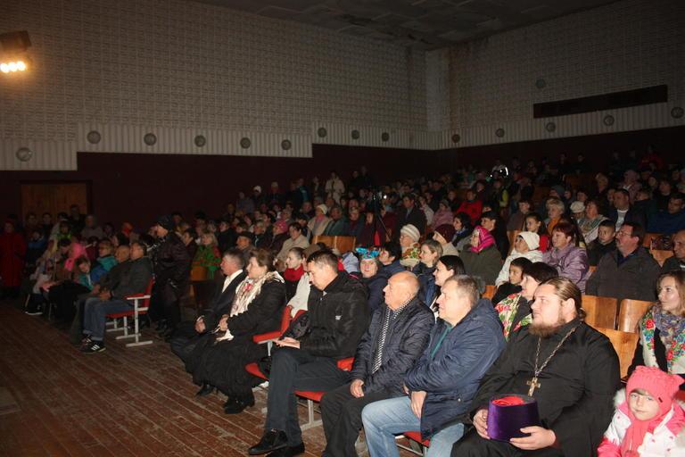 Несмотря на погоду: Шолохово отметило День села (ФОТО, ВИДЕО)