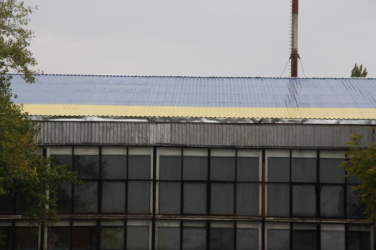 В городе появился «флаг» площадью в 3 тысячи квадратных метров!