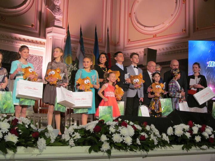 Школьник из Покрова представил Украину на международном музыкальном фестивале (ВИДЕО)
