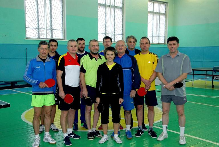 Кубок профкома ГОКа по настольному теннису (ФОТОРЕПОРТАЖ)