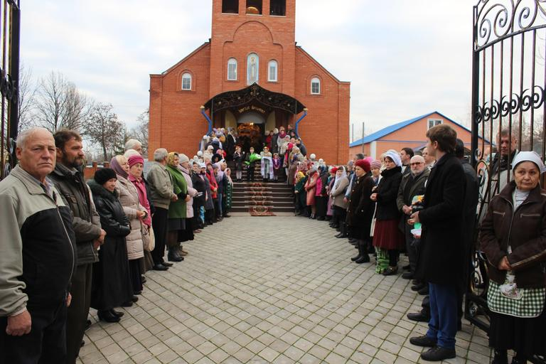 Храм святителя Иоанна Златоуста отметил престольный праздник (обновлено, добавлено ВИДЕО)