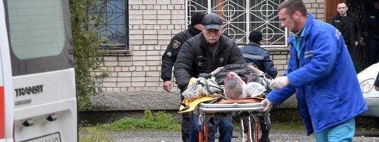 Взрыв в суде Никополя: отец погибшего решил не ждать приговора
