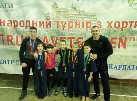 """Достойное выступление спортсменов СК """"Спарта 2008"""" на международной арене"""