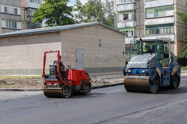 В 2018 году в Покрове планируют начать ремонт дорог на сумму свыше 100 миллионов гривен!