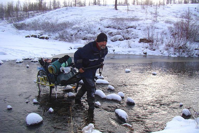 Знаменитий Сергій Гордієнко розповів нікопольцям, як вижити в екстремальних умовах