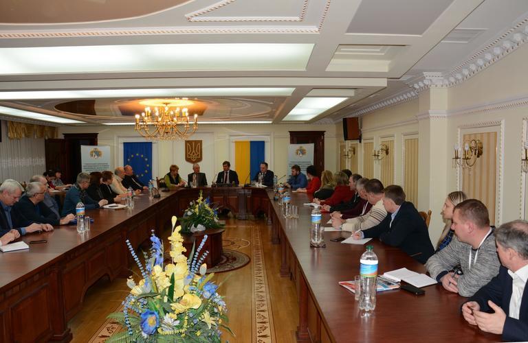 Делегація Дніпропетровської області прийняла участь у міжнародному форумі