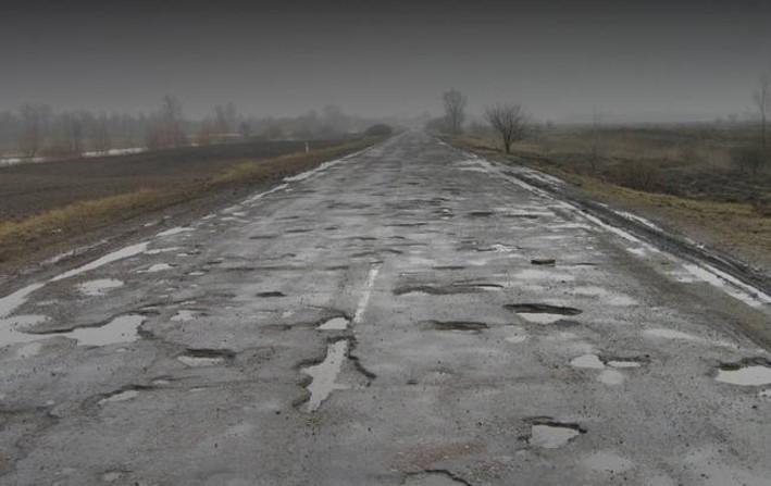 Житель Покрова надеется, что глава государства поможет решить вопрос ремонта Никопольской трассы