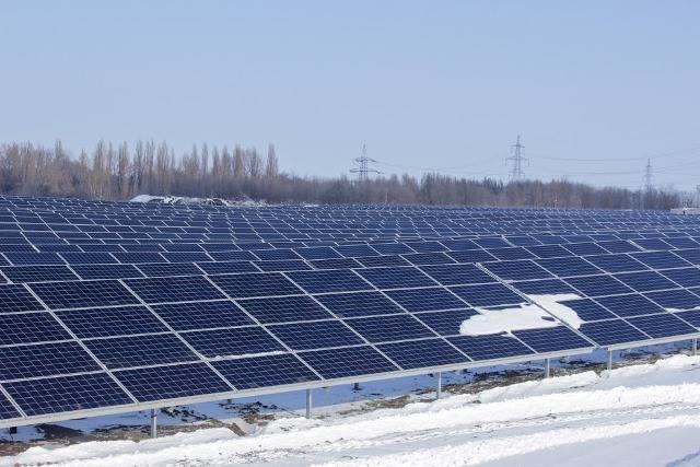Валентин Резниченко: О строительстве солнечных электростанций в Днепропетровской области