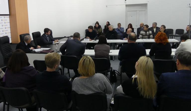 Обговорили розвиток альтернативної енергетики на Дніпропетровщині