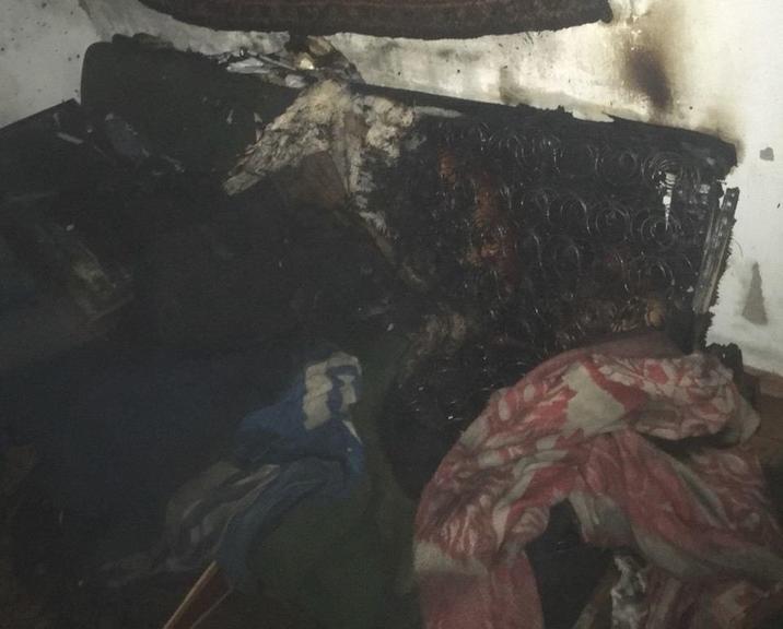 Пожар на 8 Марта унес жизнь 59-летнего покровчанина