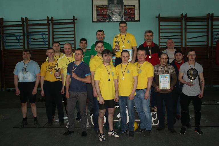 В Покрове соревновались металлурги и горняки Днепропетровской области (ФОТО, ВИДЕО)