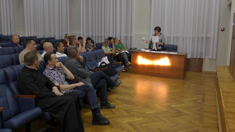 Прошло первое заседание нового Общественного совета при исполкоме (ВИДЕО)