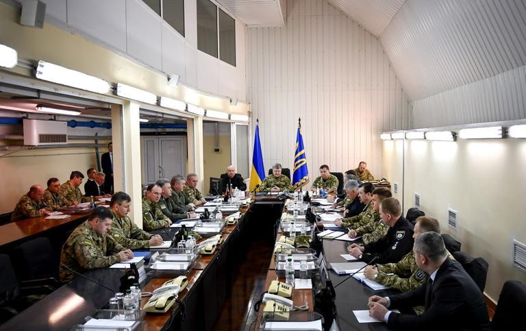 Глава держави: Протистояння агресії РФ завершиться, коли звільнять останній клаптик української землі на Донбасі і в окупованому Криму