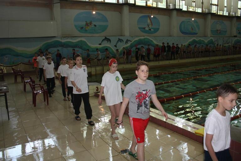 В Покрове соревновались юные пловцы из 4 городов (ФОТО, ВИДЕО)