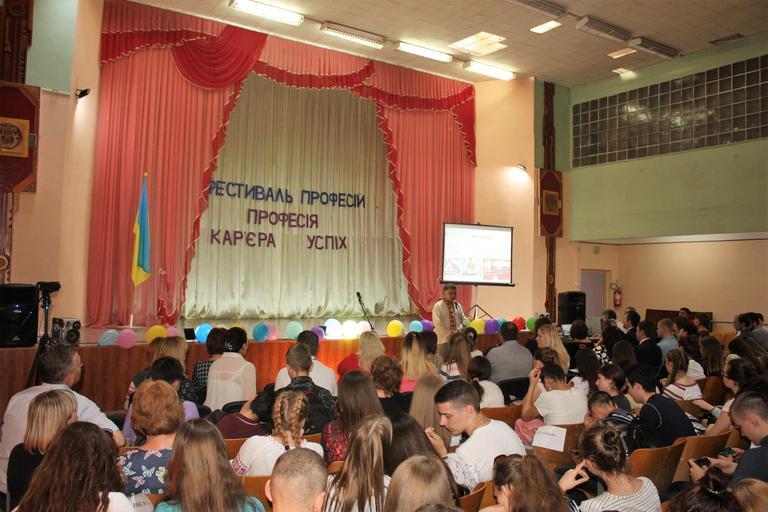 В Покрове прошел второй ежегодный Фестиваль профессий (ФОТО, ВИДЕО)