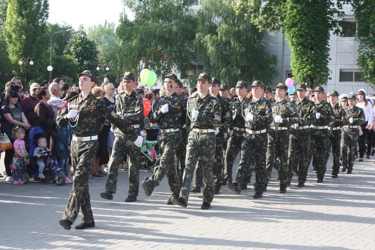 Покров отметил День памяти и примирения и День победы над нацизмом во Второй мировой войне (ФОТО, ВИДЕО)