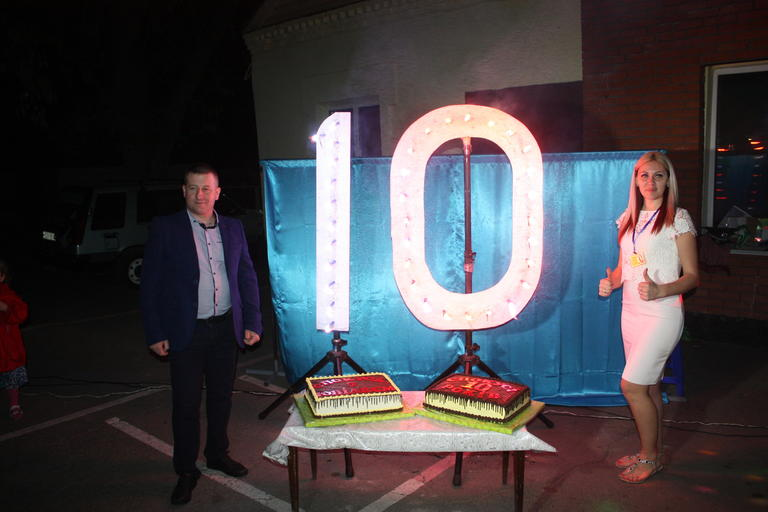 Праздник поселка и юбилей магазина: в Токовском прошло яркое развлекательное шоу для жителей (ФОТО, ВИДЕО)