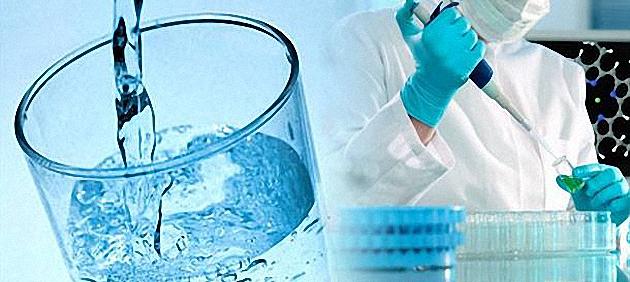 Сбор средств для проведения химического анализа питьевой воды и сточных вод