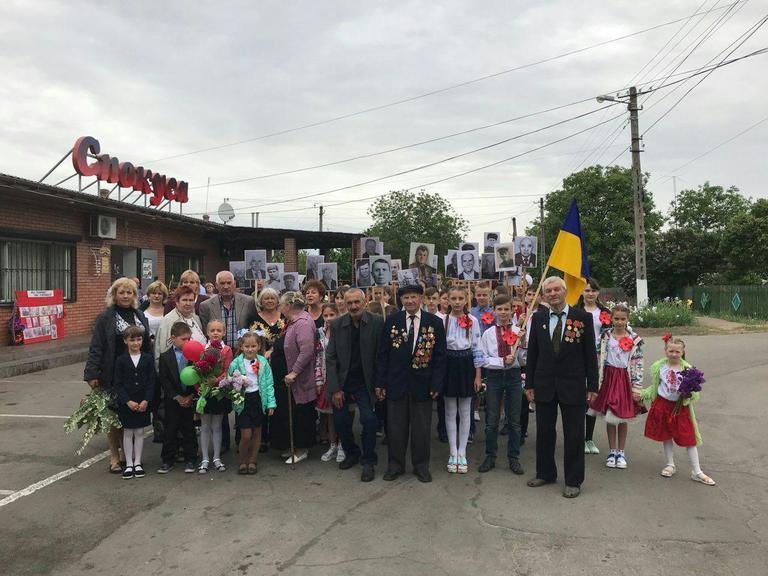 «Полк памяти»: в Токовском почтили ветеранов Второй мировой (ФОТО)