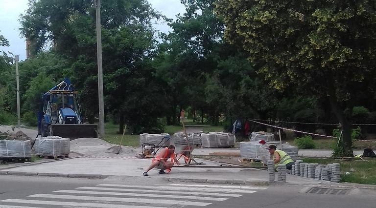 Сумма на реконструкцию Дендропарка увеличена на 10 миллионов гривен!
