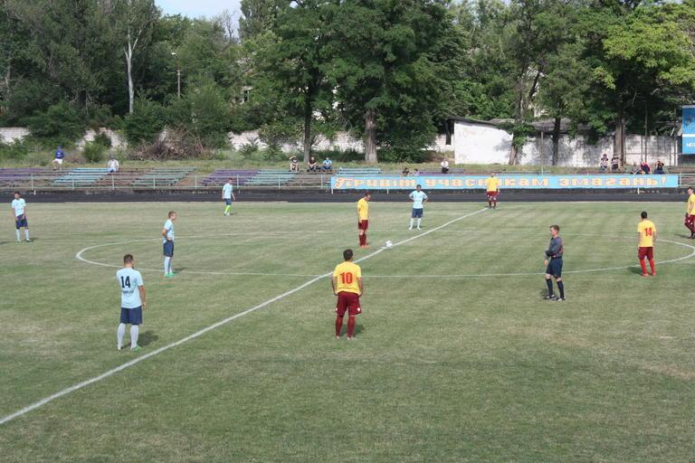 Футбол: прерванная серия «Авангарда» (ФОТО, ВИДЕО)