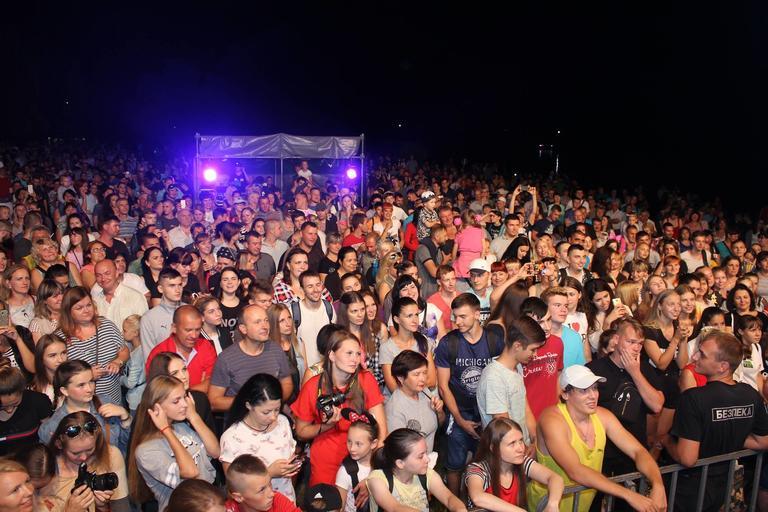 Два дня музыки, драйва идоброй энергии: в Зеленодольске прошел«ENERGY FEST НоваГенерація» (ФОТО, ВИДЕО)