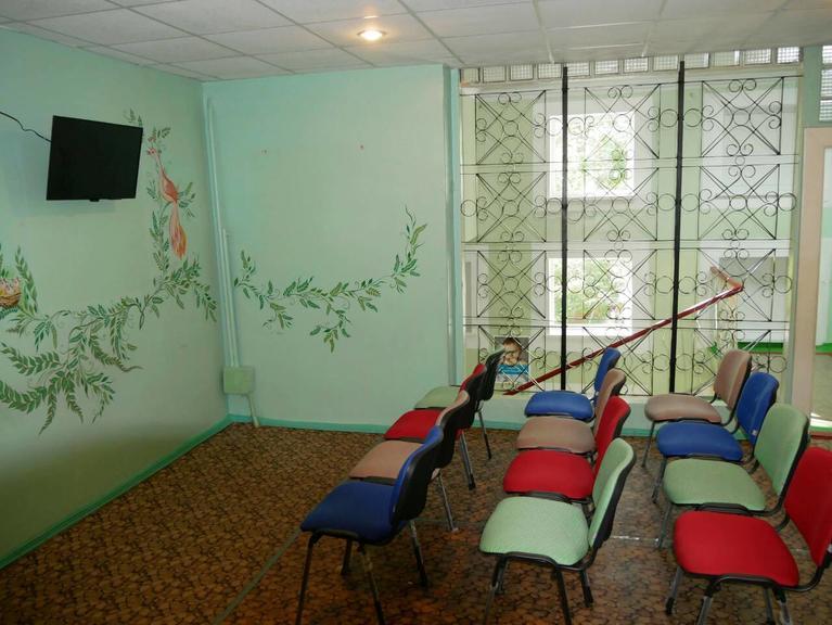 И порисовать, и мульфильмы посмотреть теперь можно в... детской поликлинике