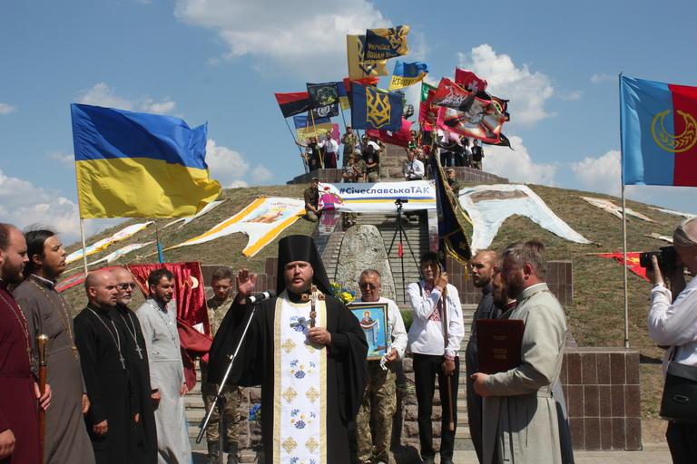 Дні слави кошового отамана Івана Сірка (ФОТО, ВІДЕО)