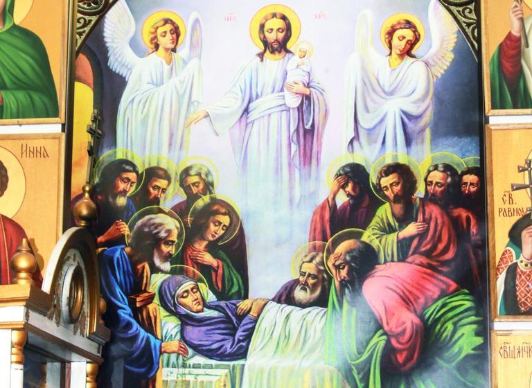 28 августа – Успение Пресвятой Богородицы