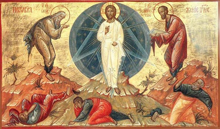 19августа -день празднованияПреображения Господа Иисуса Христа.
