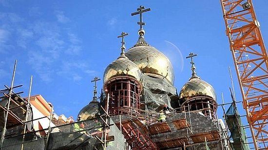 В городе может появиться новый храм?