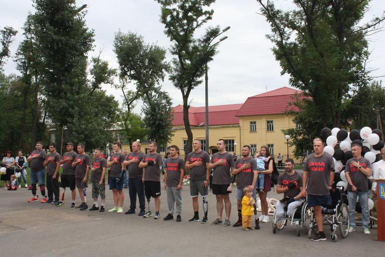 «Сила нации»: в Покрове прошли Игры Героев (ФОТО, ВИДЕО)