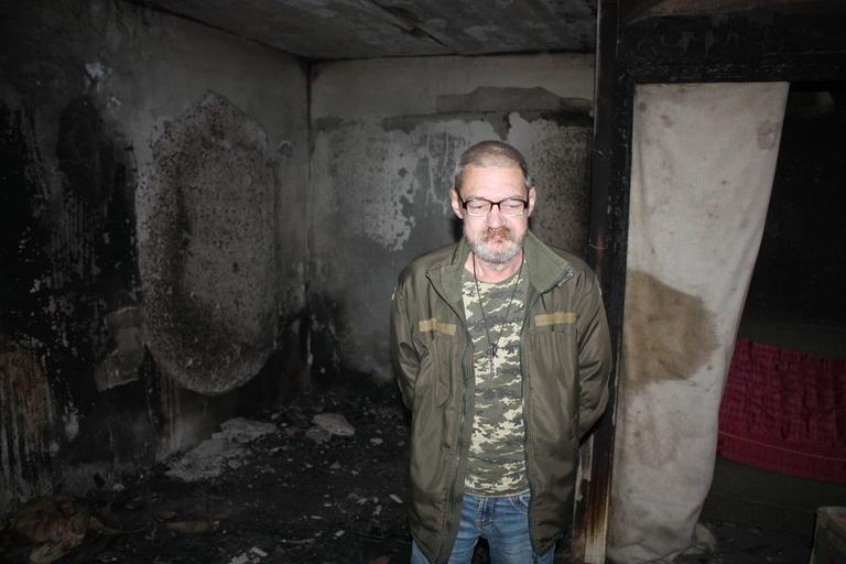 Пять лет на пепелище: как живется в Покрове участнику боевых действий и инвалиду войны (АНОНС)