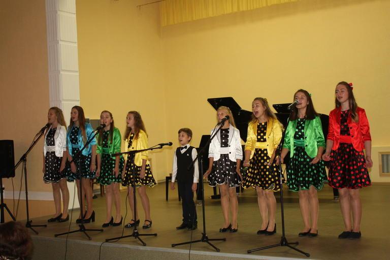День музыки в Детской школе искусств отметили праздничным концертом (ФОТО, ВИДЕО)