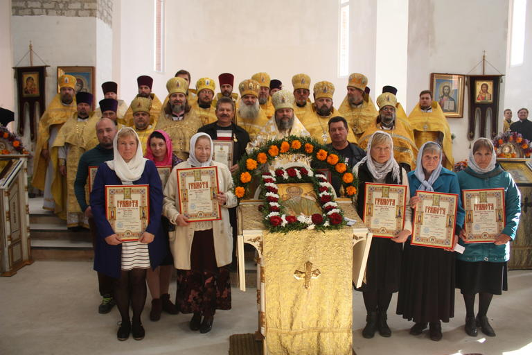 Храм Иоанна Богослова отметил престольный праздник (ФОТО, ВИДЕО)