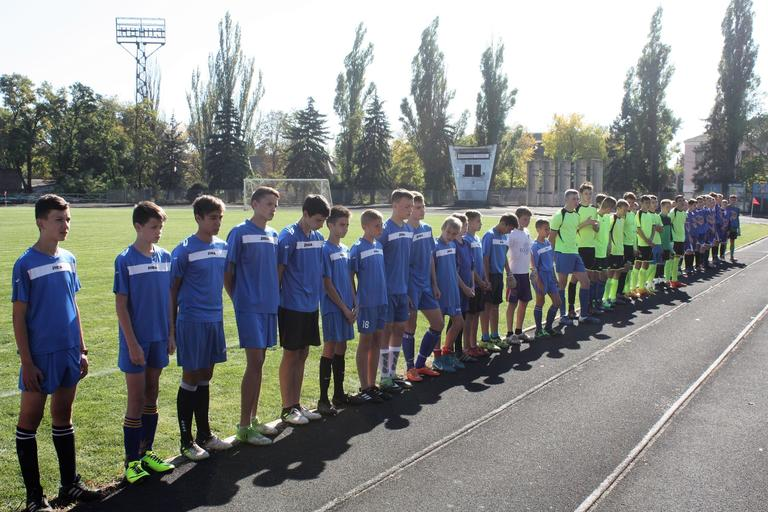 В Покрове прошел футбольный турнир, посвященные памяти Д. Дидика (ФОТО, ВИДЕО)