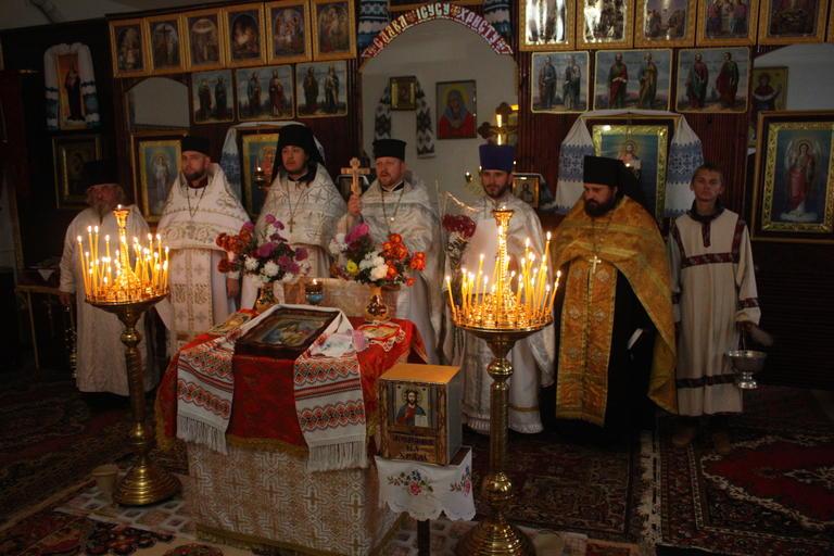 В Покрові освятили відновлений храм Різдва Христового (ВІДЕО)