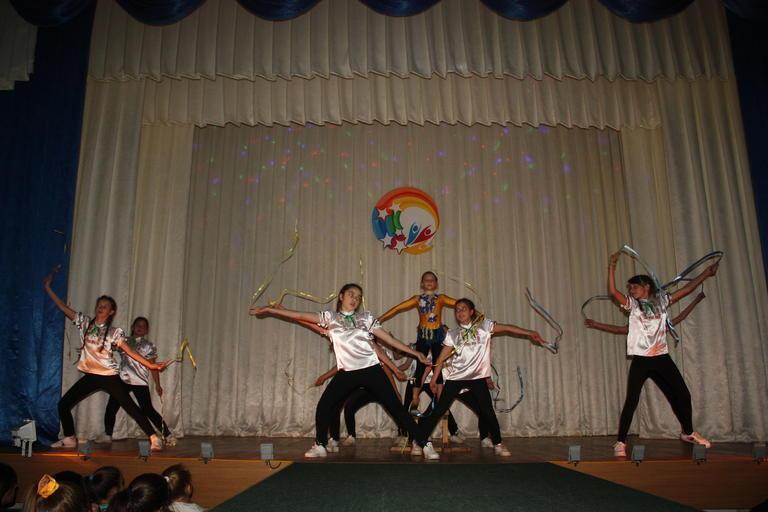 В Покрове прошел фестиваль спортивного танца (ФОТО, ВИДЕО)